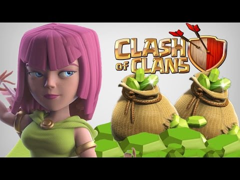 Clash of Clans - FREE GEMS FAST! GET FREE GEMS EASY! WORLDS FASTEST FREE GEMS!