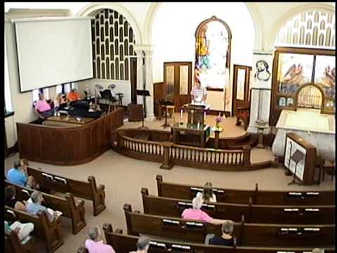 Landisville Church of God 2nd Service 8 2 2015