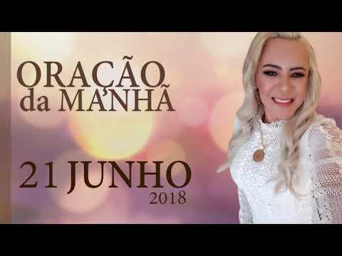 Oração da Manhã - Quinta-feira, 21 de Junho de 2018   Bispa Virginia Arruda