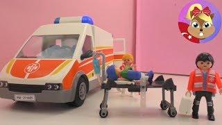 Playmobil Türkçe 6685 City Life Ambulans - Hastamız Hastaneye Gidiyor!