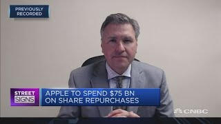 Gambar cover Investor shares three reasons why Apple's stock is rising | Street Signs Asia