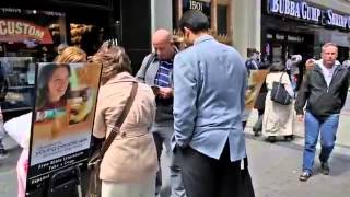 Jehovah Witnesses - Pushing the preaching work even more as Jesus said to do - JW in Manhattan
