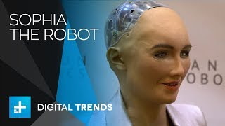 Jake Rossman sits down with Sophia the Robot, and her creator, Dr. ...