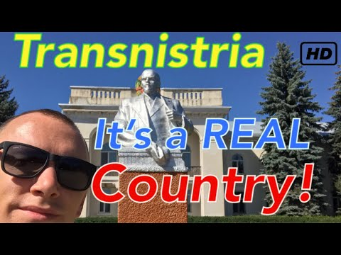 48 Hours in Transnistria