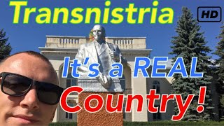 48 Hours in Transnistria