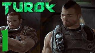 Turok Прохождение Часть 1 - Прелюдия