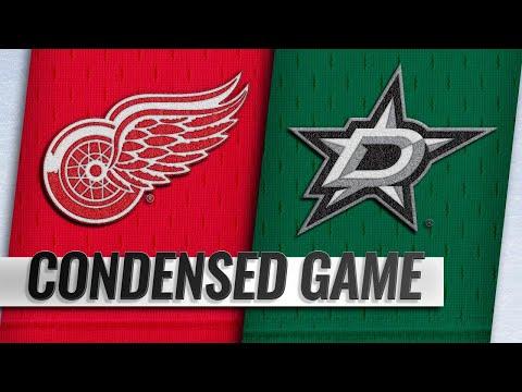 12/29/18 Condensed Game: Detroit @ Dallas