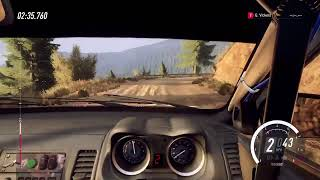 VF1 a the frog  racing yummy g29 dirt rally 2 0 gt sport