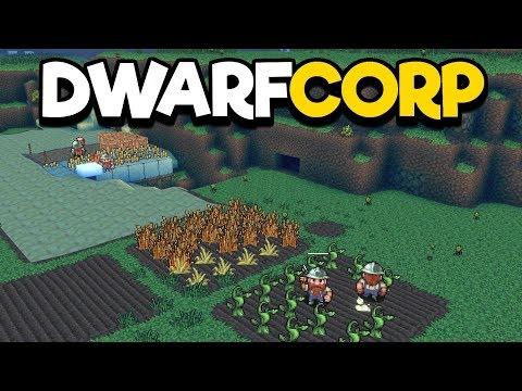 Dwarfcorp Gameplay Impressions - Rimworld Meets Dwarf Fortress!