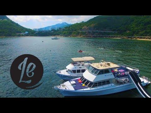 Luxury Yachting in Hong Kong