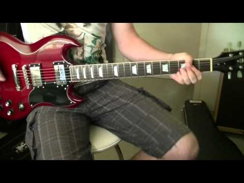 Rock N Roll Train - AC/DC Cover (Full) HD