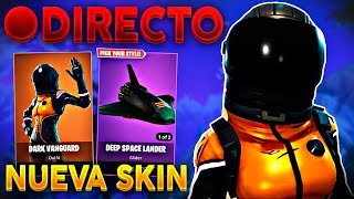 🔴 +280 VICTORIAS! NEW LEGENDARY AND Epic SKINS - FORTNITE Battle Royale