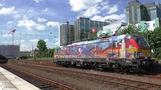 Bahnbilder aus Deutschland Makromix