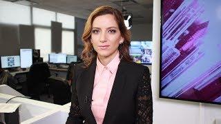 Выпуск новостей в 19:00 EST с Екатериной Котрикадзе