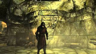 Skyrim Mod Review: The Dark Brotherhood Armor TS Edition by