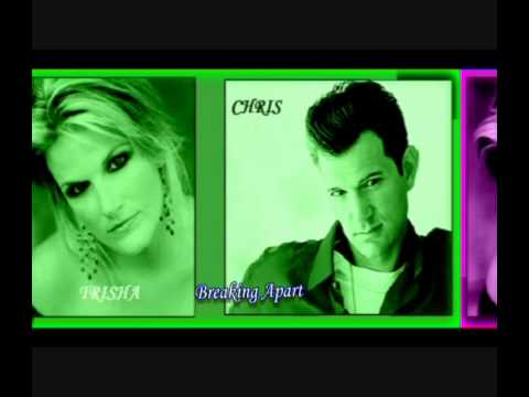 Chris Isaak & Trisha Yearwood *Breaking Apart* - Diane Warren