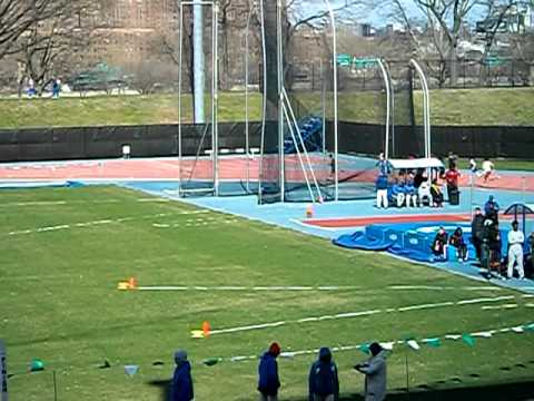 boys 400 meter dash (icahn stadium 3/19/11)