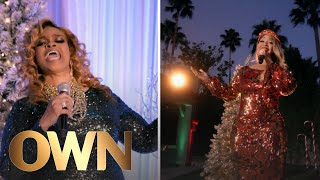 FULL PERFORMANCE: Erica Campbell and The Clark Sisters | Our OWN Christmas | Oprah Winfrey Network