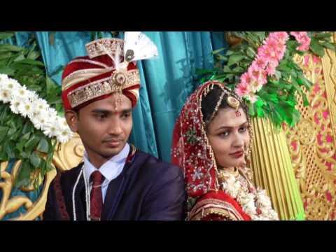 shyam & priyanka prajapati  wedding  yavatmal