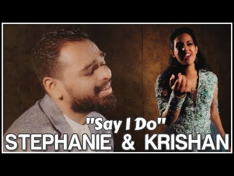 SAY I DO - STEHPANIE SIRIWARDHANA & KRISHAN PERERA