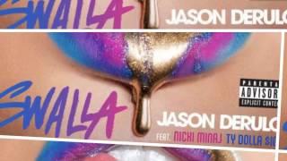 Jason Derulo - 'Swalla' Ft Nicki Minaj & Ty Dolla $ign (Dancehall Remix By Dj Tata)