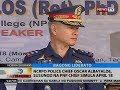 NCRPO Police Chief Oscar Albayalde, susunod na PNP chief simula April 18