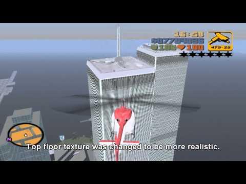 World Trade Center [Grand Theft Auto 3 Mod] Version 4 gameplay