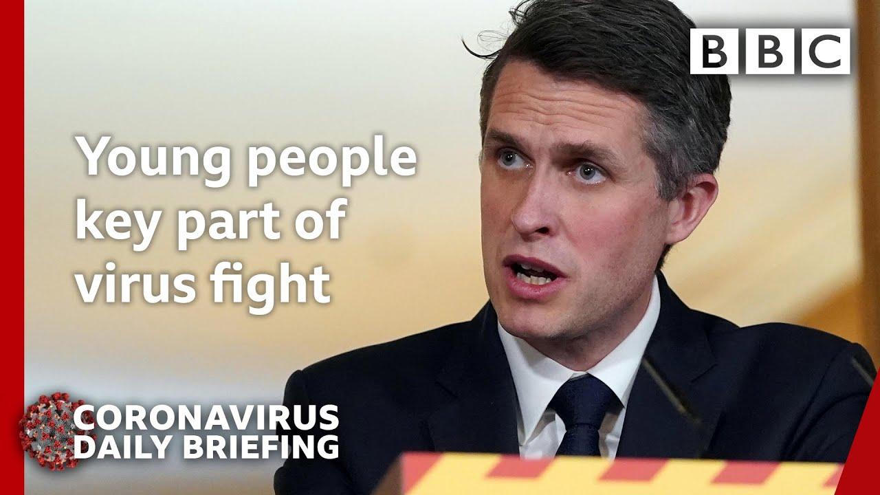 Coronavirus: No date for UK schools reopening - minister