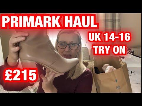PRIMARK TRY ON SEPTEMBER 2020 | UK 14-16