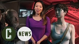 Alien: Covenant Offers New Look at Katherine Waterston's Daniels | Collider News