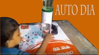 How To Make Automatic Water Dispenser * DIY Auto Desk Water Cooler