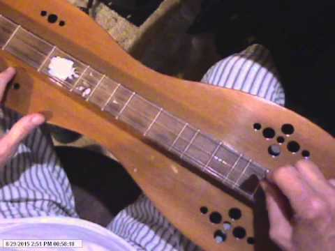 Dulcimer Songbag5: Rhythmic strumming, common time