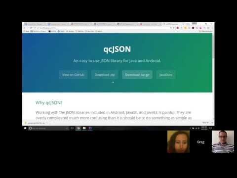 CIT360 Red Team: qcJSON and JSON