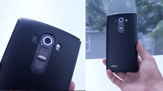 Repeat youtube video Is this the THINNEST LG G4 Case?