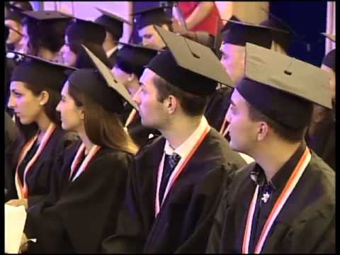 UNYT Graduation Ceremony 2013 Live Streaming  Version