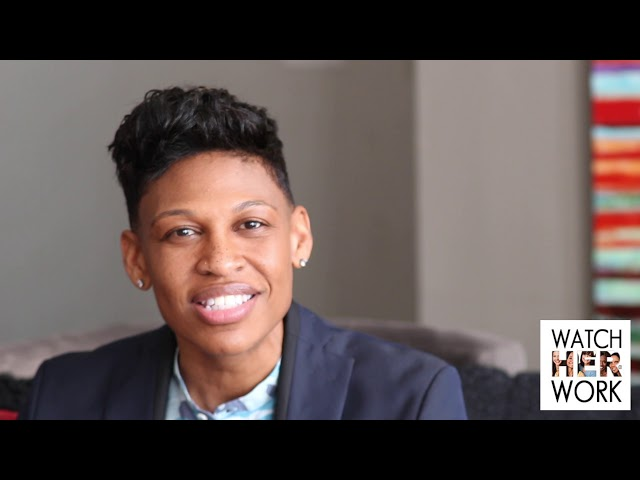Career Transitions: Build A Relationship with Your Manager, Khaliah Guillory | WatchHerWorkTV