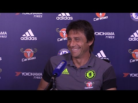 Antonio Conte Full Pre-Match Press Conference - Chelsea v Liverpool