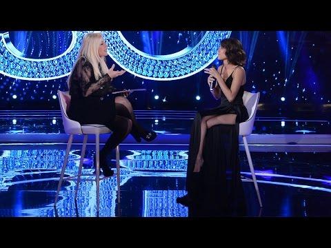 Tini Stoessel presentó su nuevo hit mundial con Susana, bailó sexy y habló sobre Peter
