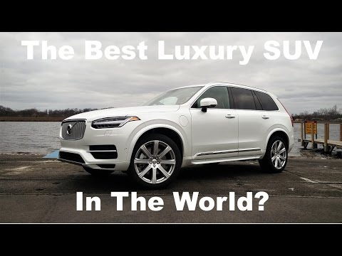 Volvo XC90 Review! | Better Than A Range Rover?