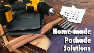 Home-made Pochade Solutions | Travel board or sketch easel ideas