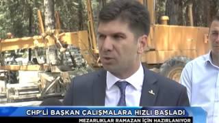 Burdur Belediye Başkanı Ali Orkun Ercengiz