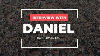 Germany Tour 2019 Interview with Daniel the German Soccer Fan