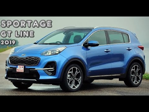 2019 kia sportage gt line uk spec exterior interior. Black Bedroom Furniture Sets. Home Design Ideas