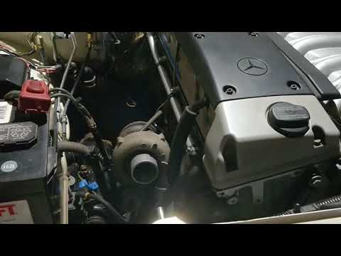 OM606 T100 Swap, sound/accleration clip by Bryan Plunkett