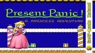 Present Panic - A Princess Adventure • Super Mario Bros. 3 ROM Hack