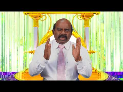 The 1,000 Year Reign of Christ - Bro. Jebaraj Jesudoss (Part 2)