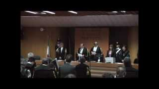 FEBRUARY 13th, 2012 - SENTENCE OF THE GREAT ASBESTOS TRIAL of TORINO