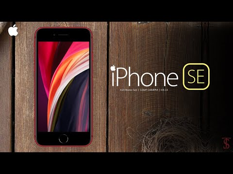 IPhone SE (2020) Price, Official Look, Design, Specifications, Camera, Features And Sale Details