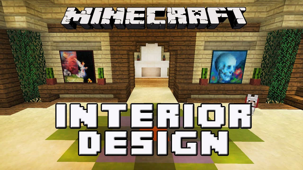 Minecraft Tutorial: Awesome Interior House Design Tips ...
