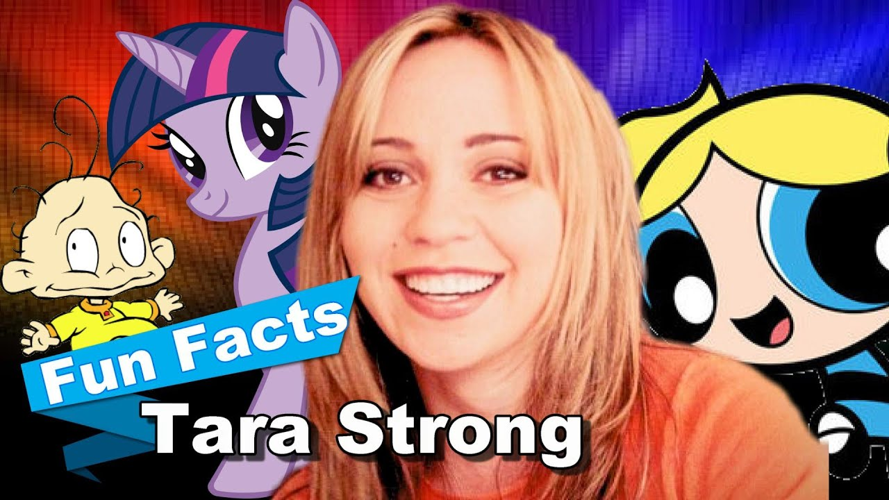 fun facts for kids tara strong voice actor toy mania tv youtube